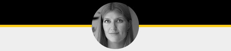 Beatrice Fihn, International Campaign to Abolish Nuclear Weapons (ICAN)