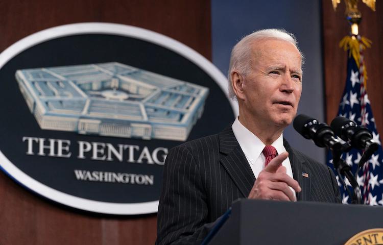 Biden's Nuclear Budget Speech
