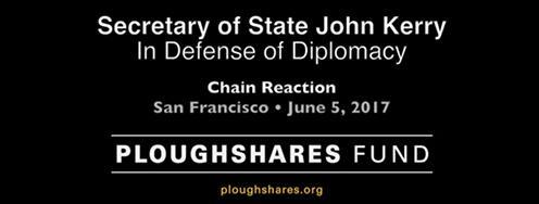 VIDEO: John Kerry in Defense of Diplomacy