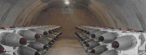 Bring Home US Tactical Nuclear Weapons from Europe
