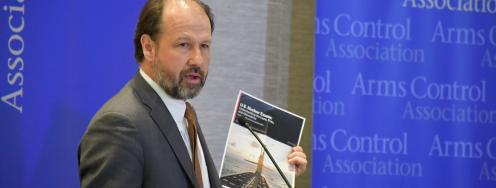 Grantee Spotlight: The Arms Control Association