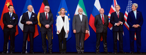 Save the Iran Nuclear Agreement