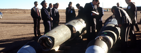 INF Treaty Withdrawal