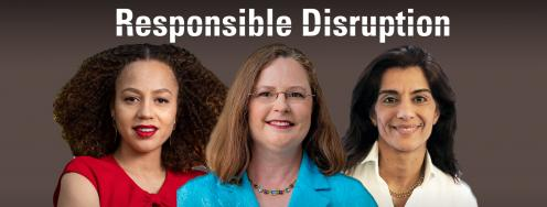 Responsible Disruption