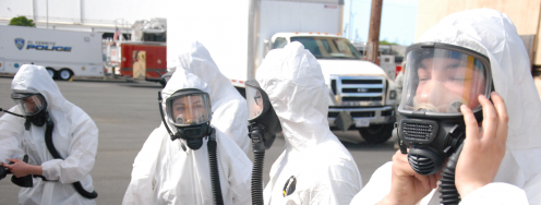 License to Irradiate and Dirty Bomb Threats