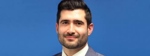 Grantee Spotlight: Jamal Abdi