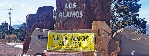 My First Grant: Nuclear Watch New Mexico
