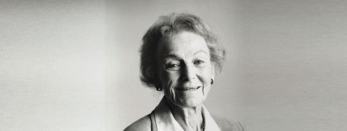 Sally Lilienthal, founder of Ploughshares Fund
