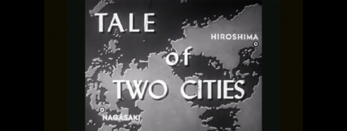 The US War Department's Archival Footage of the Bombing of Hiroshima