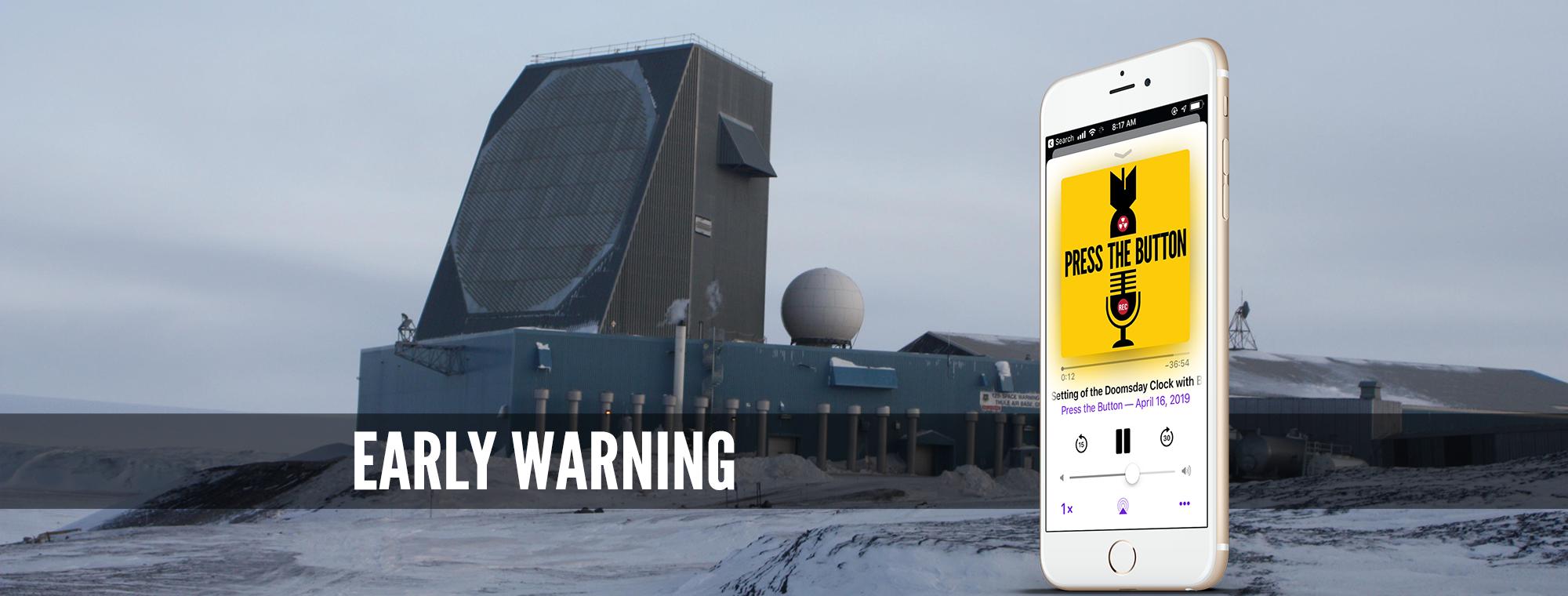 Ballistic Missile Early Warning Radar