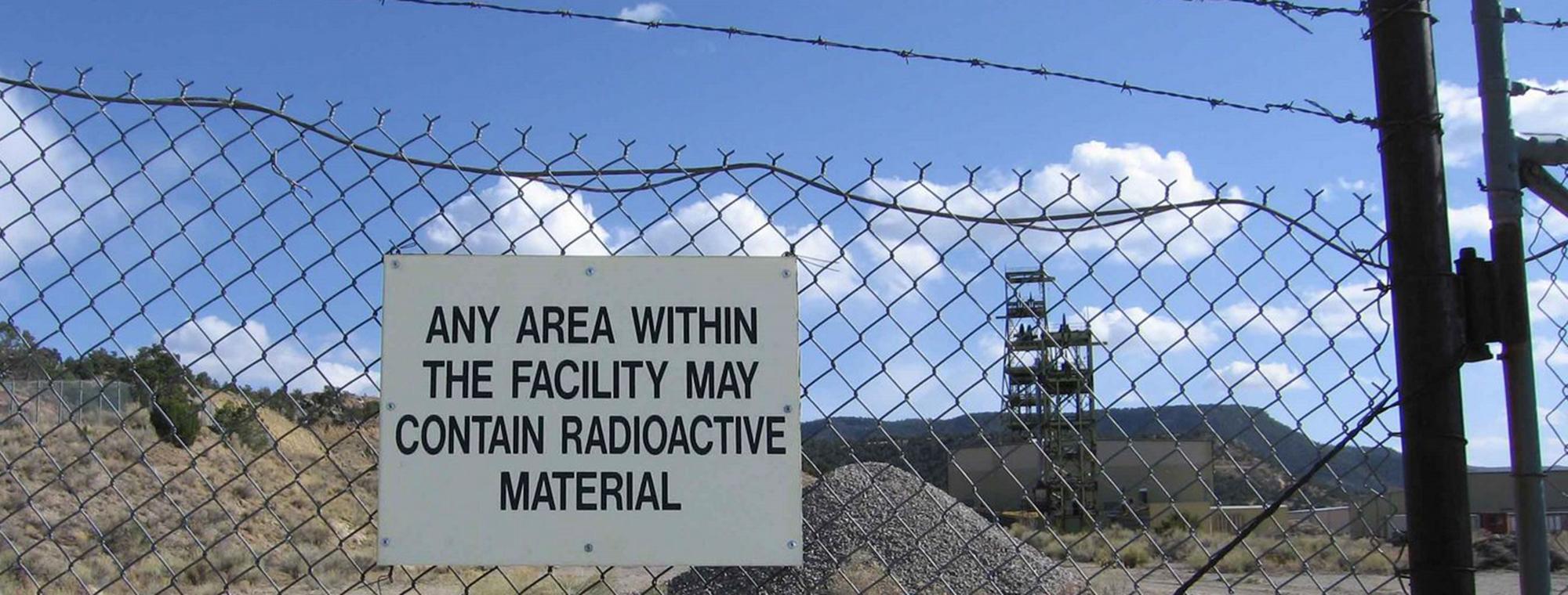 Mount Taylor uranium mine, New Mexico