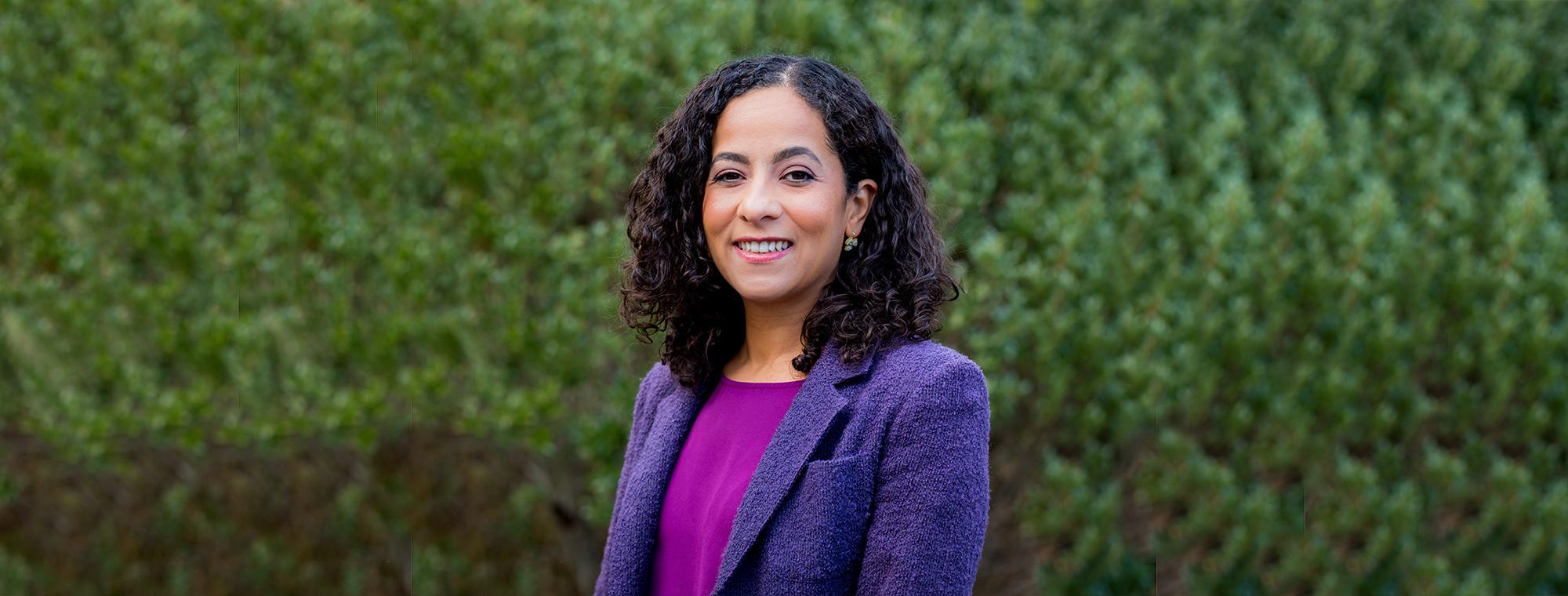 Rahna Epting, executive director of MoveOn