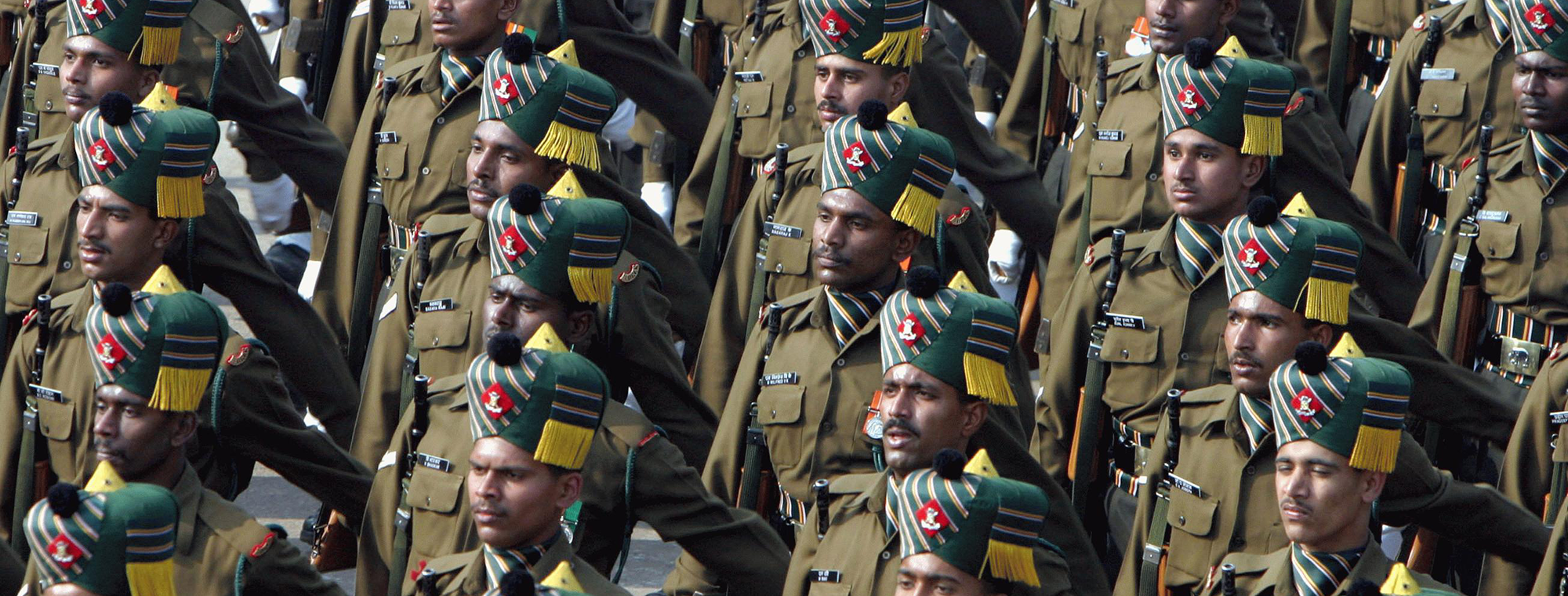 Indian Army - Madras regiment